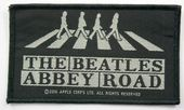 The Beatles - 'Abbey Road' Woven Patch